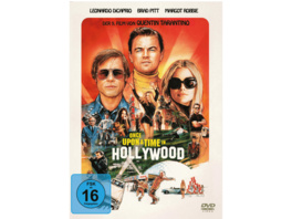 Once Upon A Time In… Hollywood - (DVD)