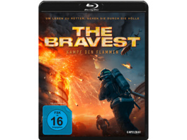 The Bravest - Kampf den Flammen - (Blu-ray)