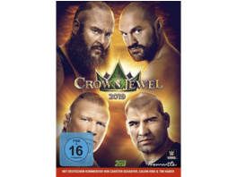 Wwe: Crown Jewel 2019 - (DVD)