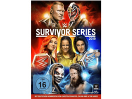 Wwe: Survivor Series 2019 - (DVD)