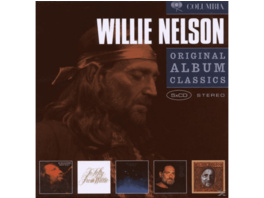 Willie Nelson - Original Album Classics - (CD)
