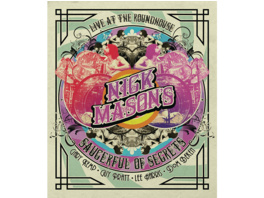 Nick Mason's Saucerful Of Secrets - Live at the Roundhouse 2CD&DVD - (CD)