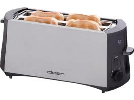 CLOER 3710, Toaster, 1380 Watt