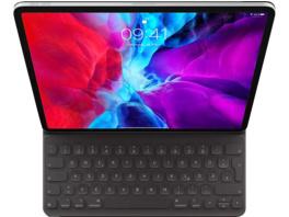 APPLE MXNL2D/A Smart Keyboard Folio, Tastatur