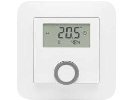 BOSCH 8750001259, Raumthermostat, kompatibel mit: Bosch Smart Home, Amazon Alexa, Google Assistant