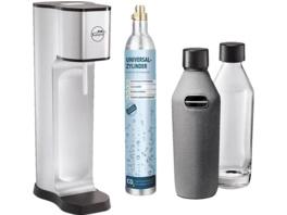 SODAPOP M806627 Joy Prestige, Wassersprudler, Silber