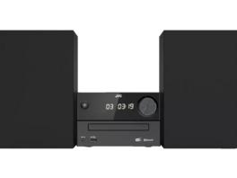 JVC UX-C25DAB, Micro HiFI-System , Schwarz