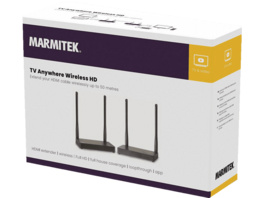 MARMITEK TV Anywhere, HDMI Extender, Anthrazit