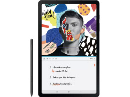 SAMSUNG Galaxy Tab S6 Lite LTE, Tablet, 64 GB, 4 GB RAM, 10.4 Zoll, Android 10.0 - One UI 2.1 - Knox 3.5, Oxford Gray