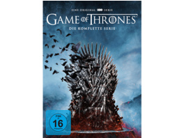 Game of Thrones - Die komplette Serie - (DVD)