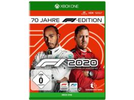 F1 2020 70 Jahre F1 Edition - Xbox One