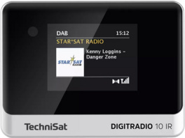 TECHNISAT DIGITRADIO 10 IR, DAB+ Radio