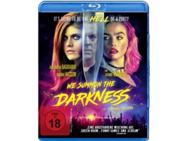 We Summon The Darkness - (Blu-ray)