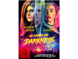 We Summon The Darkness - (DVD)