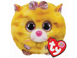 TY Tabitha Katze Puffies Plüschfigur, Mehrfarbig