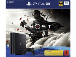 SONY PlayStation®4 1TB Pro + Ghost of Tsushima