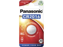 PANASONIC 2B360597 CR2016L/1BP CR2016 Knopfzelle, Li-Ion, 3 Volt