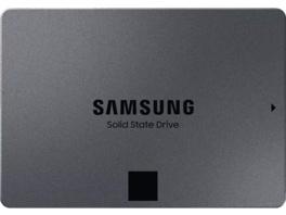 SAMSUNG SATA SSD 870 QVO, 2 TB SSD, 2.5 Zoll, intern