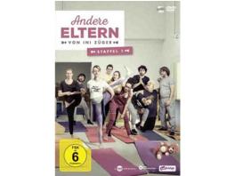 Andere Eltern-Die Komplette Staffel 1 - (DVD)