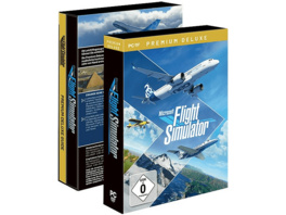 Microsoft Flight Simulator - Premium Deluxe - PC