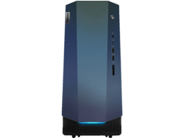 LENOVO IdeaCentre Gaming 5i 14IMB05, Gaming-PC mit i5-10400F Prozessor, 16 GB RAM, 512 GB SSD, GeForce GTX 1650 SUPER, 4 GB