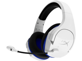 HYPERX Cloud Stinger Core Wireless (Playstation) HHSS1C-KB-WT/G Headset, Weiß