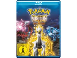 Pokémon - Arceus und das Juwel des Lebens - (Blu-ray)