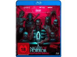 A Night Of Horror-Nightmare Radio - (Blu-ray)