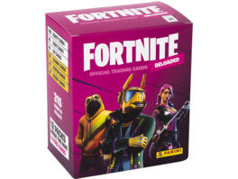 PANINI Fortnite Trading Cards Reloaded - Mega Box Sammelkarten, Mehrfarbig