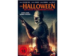 On Halloween - Die Nacht des Horrorclowns - (DVD)