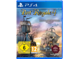 Port Royale 4 - PlayStation 4