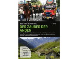 Der Zauber der Anden / 360° - GEO Reportage - (DVD)