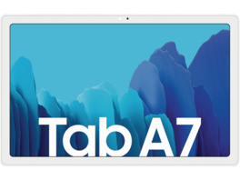 SAMSUNG TAB A7, Tablet, 32 GB, 3 GB RAM, 10.4 Zoll, Android 10.0, One UI Core 2.5, Knox 3.5, Silber