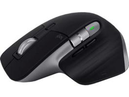 LOGITECH MX MASTER 3 für Mac Kabellose Maus, Kabellos, Space Grau