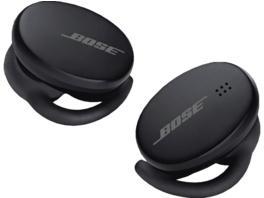 BOSE Sport Earbuds, In-ear, In-Ear Sport Kopfhörer, Schwarz
