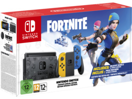NINTENDO Switch Fortnite (Special  Edition) Spielekonsole, Mehrfarbig, 32 GB