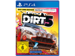 DIRT 5 - Day One Edition - PlayStation 4