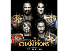 Wwe: Clash Of Champions 2020 - (DVD)