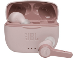 JBL Tune 215 TW, In-ear, True Wireless Kopfhörer, Pink