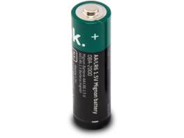 OK. OBA-2000  AA Mignon Batterie, 8 Stück