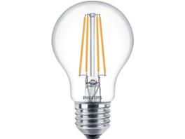 PHILIPS LEDclassic Lampe ersetzt 60 W LED Lampe, Transparent
