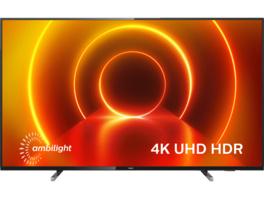 PHILIPS 70PUS7805/12, 178 cm (70 Zoll), UHD 4K, SMART TV, LED TV, 1700 PPI, Ambilight 3-seitig, DVB-T2 HD, DVB-C, DVB-S, DVB-S2
