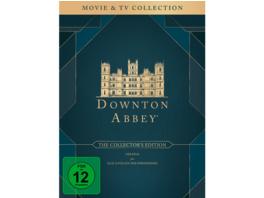 Downton Abbey - Collector's Edition + Film - (DVD)