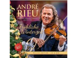 André Rieu - Fröhliche Winterzeit - (CD + DVD Video)