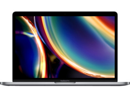 APPLE MXK52D/A-3887138 MacBook Pro, Notebook mit 13.3 Zoll Display, Core™ i5 Prozessor, 8 GB RAM, 512 GB SSD, Intel Iris Plus Grafik 645, Space Grau
