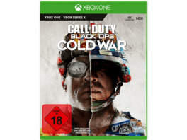 XBO CALL OF DUTY BLACK OPS COLD WAR - Xbox One