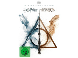 Wizarding World 10-Film-Collection: Harry Potter / Phantastische Tierwesen - (DVD)