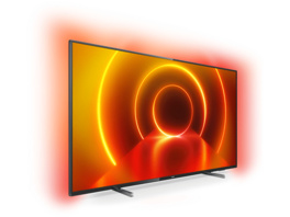 PHILIPS 65PUS7805/12, 164 cm (65 Zoll), UHD 4K, SMART TV, LED TV, 1700 PPI, Ambilight 3-seitig, DVB-T2 HD, DVB-C, DVB-S, DVB-S2
