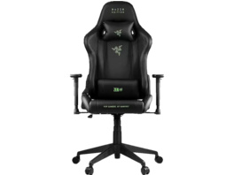 RAZER LICENSE TAROK ESSENTIALS - RAZER™ EDITION GAMING CHAIR BY ZEN Gaming Stuhl, Schwarz/Grün
