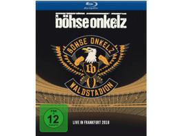 Böhse Onkelz - Waldstadion - Live in Frankfurt 2018 - (Blu-ray)